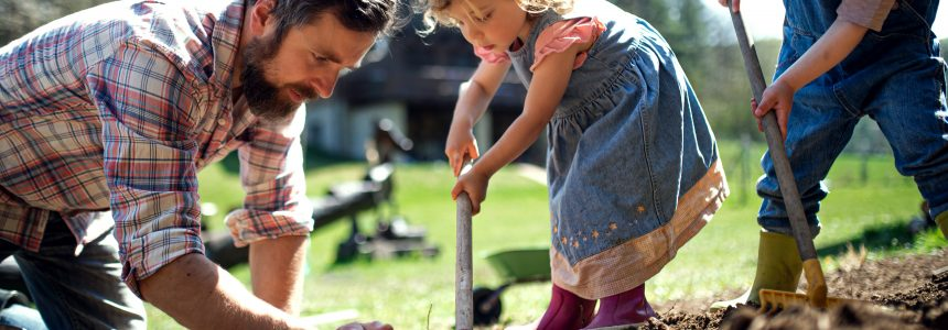 transition-alimentaire-father-kid