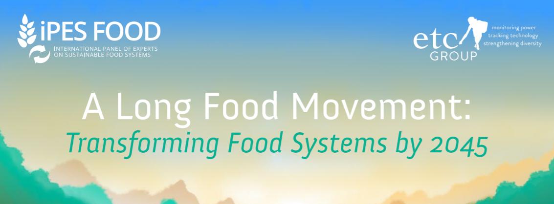 a long food movement