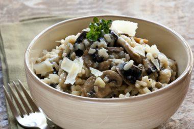 champignon-risotto-manger