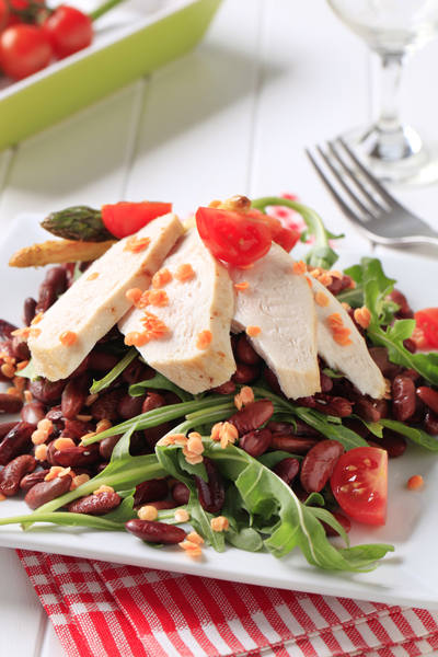 haricot-rouge-salade-bonduelle