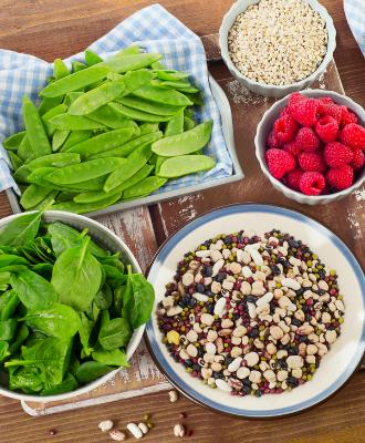 quels aliments contiennent le plus de fibres