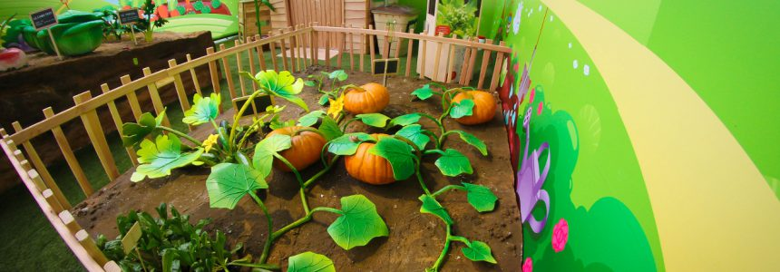 crocexpo-vegetable garden-children