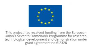 Logo européen pour l'étude VeggiEAT
